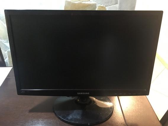 Monitor Samsung 22 Full Hd - Usado