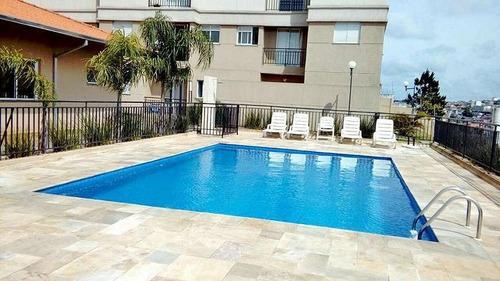 Imagem 1 de 20 de Apartamento Com 02 Dormitórios E 46 M² | Loteamento City Jaragua , São Paulo | Sp - Ap293937v