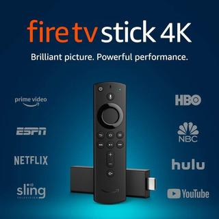 Amazon Fire Tv Stick 4k Uhd 2019 Con Alexa Entrega Inmediata