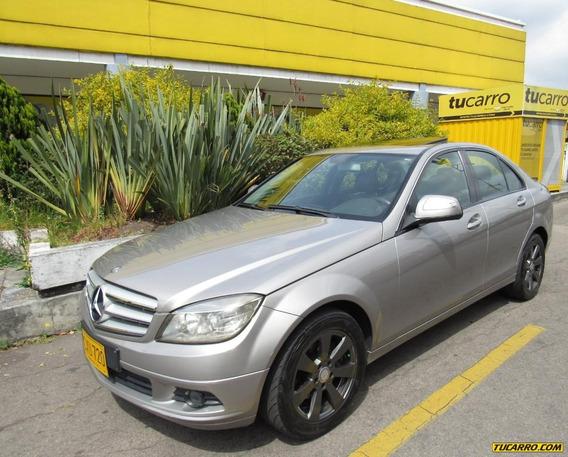 Mercedes Benz Clase C 200 Kompressor 1.8 Automático Sedán