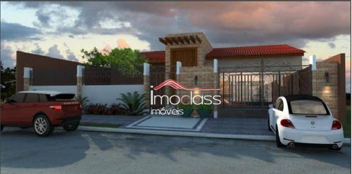 Casa Residencial À Venda, Portal Dos Nobres Ii. - Ca0939