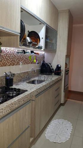 Imagem 1 de 21 de Apartamento Com 2 Dormitórios À Venda, 57 M² Por R$ 310.000,00 - Colinas Da Mantiqueira - Bragança Paulista/sp - Ap4991