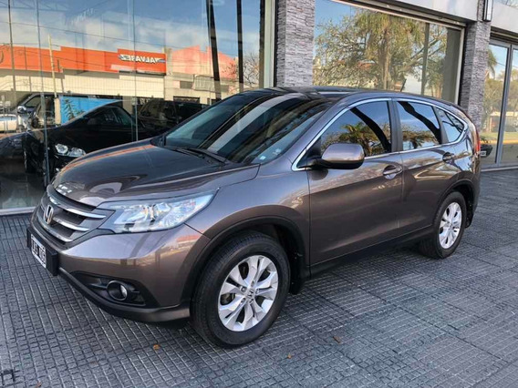 Honda Cr-v 2.4 Ex L 4wd 185cv At 2012