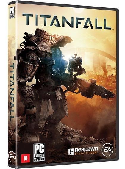 Game Usado Pc Titanfall