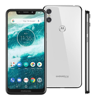 Celular Motorola Moto One 64gb 5.9 4gb 13mp+2mp Disponivel