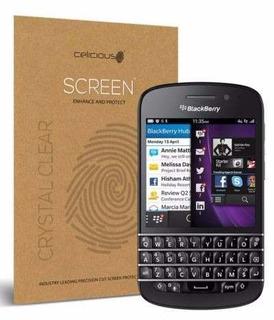 Lámina Protectora Pantalla Blackberry Q10