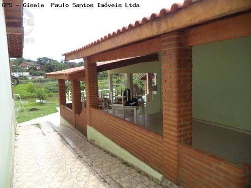 Chácara Com 5 Quartos À Venda, 20000 M² Por R$ 3.000.000 - Sítio Itaboraí - Indaiatuba/sp - Ch0485