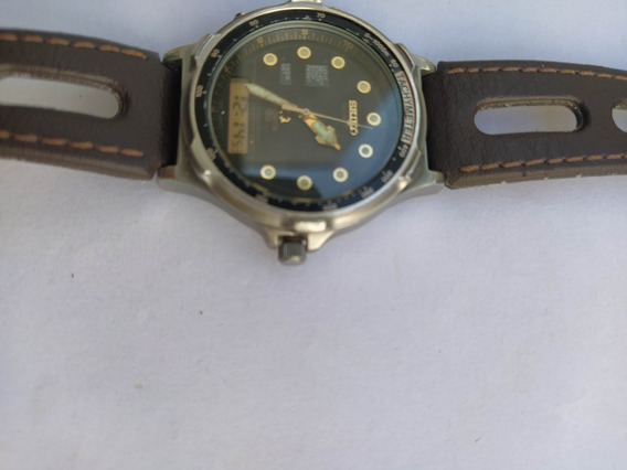 Relógio Seiko Tachymeter Sports 150 (olhe Descrição)