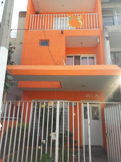 Bonita Casa En Renta En La Colonia Santa Margarita