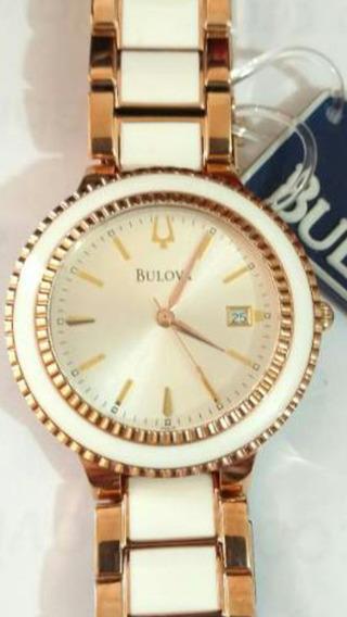 Relógio Bulova Ceramic