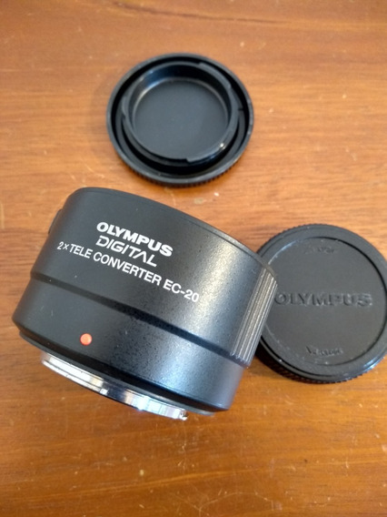 Tele Converter Olympus Ec20 2.0 X Sistema 4/3