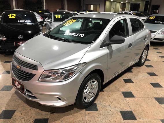 Chevrolet Onix 1.0 Mpfi Joy 8v Flex 4p Manual 2017 2018