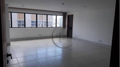 Imagem 1 de 13 de Sala Para Alugar, 46 M² Por R$ 2.007,00/mês - Centro - Santo André/sp - Sa0728