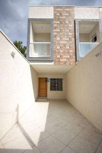 Imagem 1 de 26 de Sobrado Com 3 Dormitórios À Venda, 125 M² Por R$ 750.000,00 - Vila Zelina - São Paulo/sp - So0397