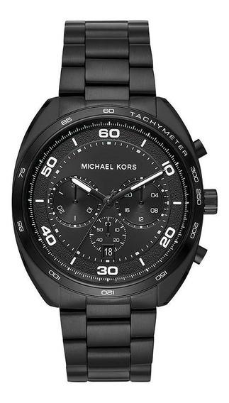 Relógio Michael Kors Masculino Dane Preto - Mk8615/1pn