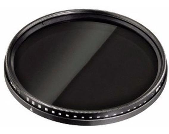 Filtro Nd Densidade Neutra Variavel De Nd2 Até Nd400 52mm
