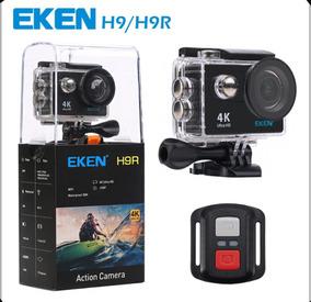 Câmera H9r 4k Eken Filmadora Wifi Fullhd Controle Remote