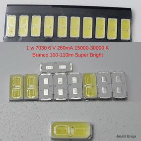 Led Philco Ph55m 7030 6v 1w Duplo Pra Tv Philco 45 Unidades