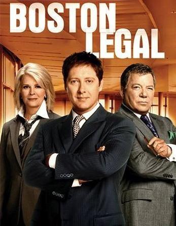 Justiça Sem Limites - Boston Legal - Série Completa E Legend