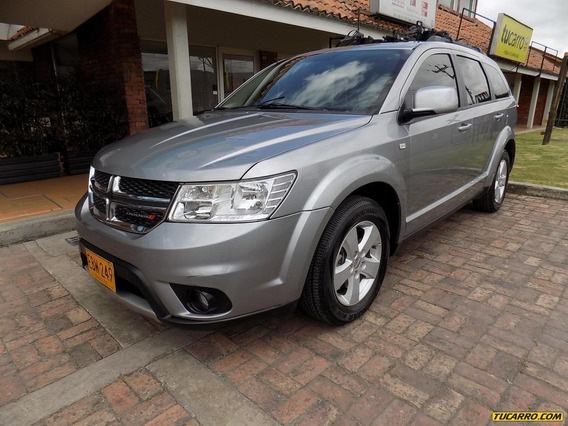 Dodge Journey Se 2.4cc At Aa