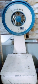 Balanza Mecánica Industrial 50kg Marbal Ref 1132