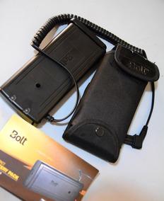 Battery Pack Flash Nikon 8 Pilhas - Sb-900, Sb-910 & Sb-5000