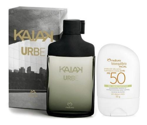 Perfume Kaiak Urbe + Protector Natura - mL a $453