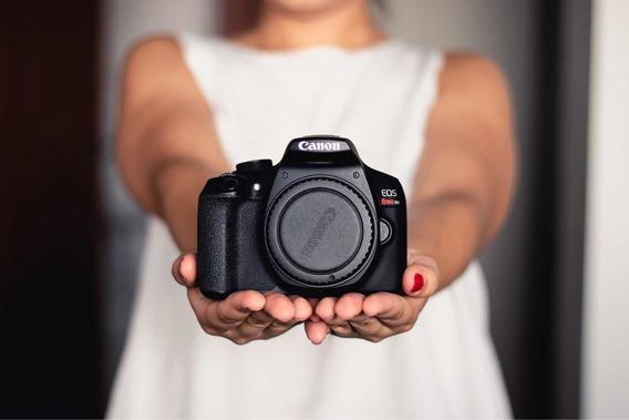 Canon T6 Impecável