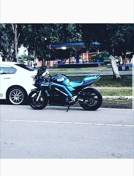 Motos Kawasaki Y Suzuki Vendo O Cambio