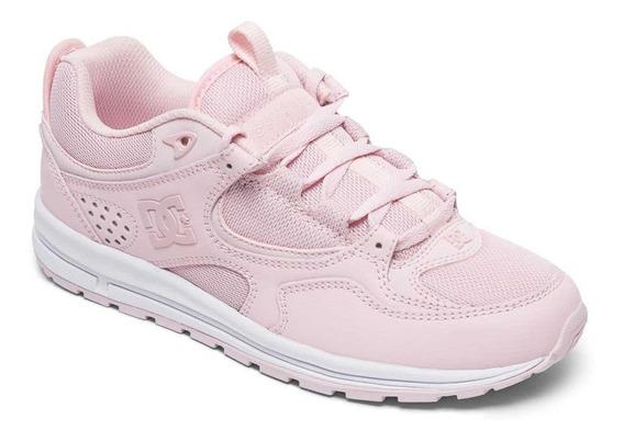 Zapatillas Mujer Dc Kalis Lite Girl Rosa Skate