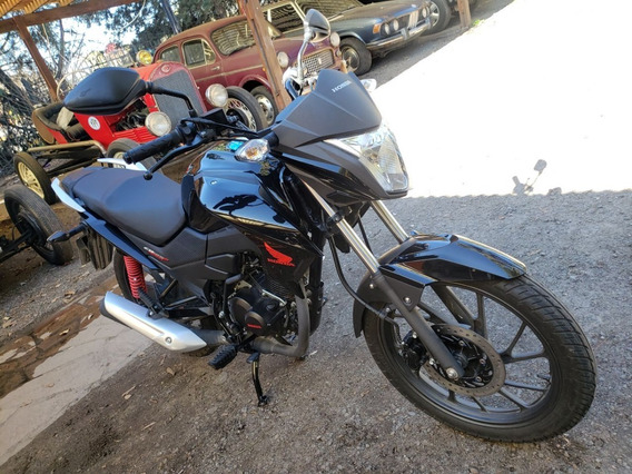 Honda Cb 125 Cc Twister Titan Negro Mt 2020 Charliebrokers