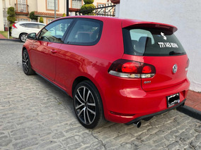 Volkswagen Golf Gti 2.0 3p Piel Dsg At 2011
