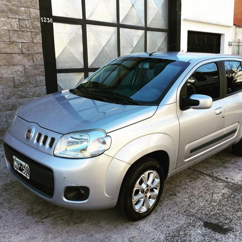 Fiat Uno Atractive Pack Seg