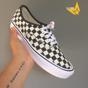 Vans Authentic Lite Checkerboard- 100% Original