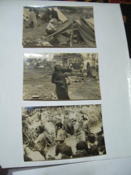Fotos Antiguas De 1931- Pueblos Originarios De Paraguay.