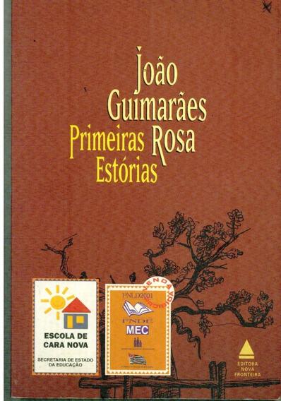 Livro Primeiras Estorias - Joao Guimaraes Rosa