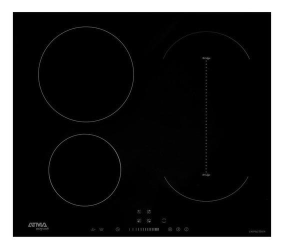 Anafe eléctrico Atma CAE3041I negro 220V
