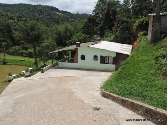 Sítio / Chácara Para Venda Em Guararema, Guararema, 2 Dormitórios, 1 Suíte, 2 Banheiros - 1781_1-618077