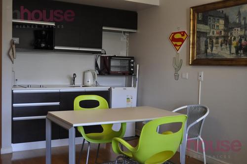 Alquiler Temporario Mono Ambiente En Barrio Norte ( Zona Alto Palermo)