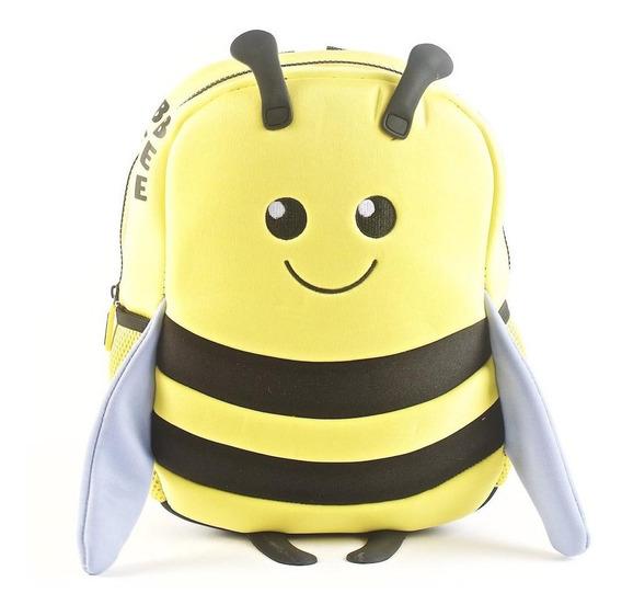 Mochila Kooshi Neoprene Lady Bug Y Abeja 10 Pulgadas 91607