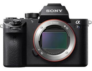 Sony Alpha 7S II sin espejo negra