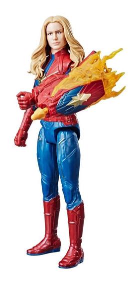 Capitana Marvel Avengers End Game