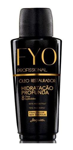 Óleo Restaurador Fyo Hidratação Profunda 30ml - Jequiti