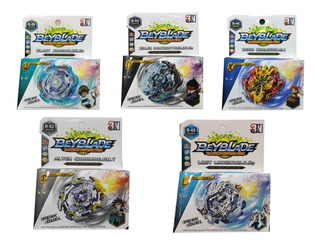Beyblade Burst Legend Spriggan.7mr Alter Chronos G.m En Caja