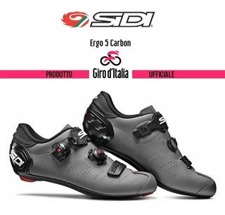 Sapatilha Sidi Ergo 5 Matt Carbon Giro D