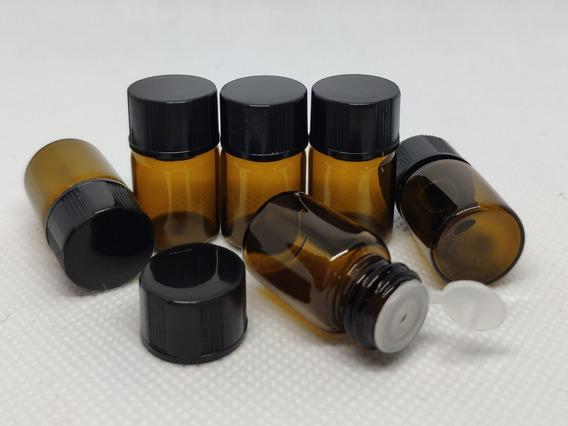 Frasco Gotero Inserto Vial 2 Ml Aromaterapia (100 Pzs)
