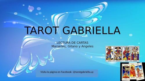 Tarot Marselles, Gitano Y Ángeles..por Wsp