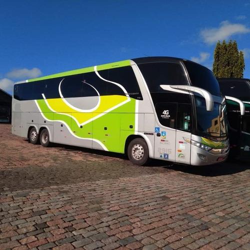 Ônibus Marcopolo 1600 Ld G7 Mercedes 0500 Único Dono Novo