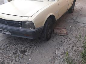 Peugeot 504 2.3 Pick Up Gr 5 Vel 1988