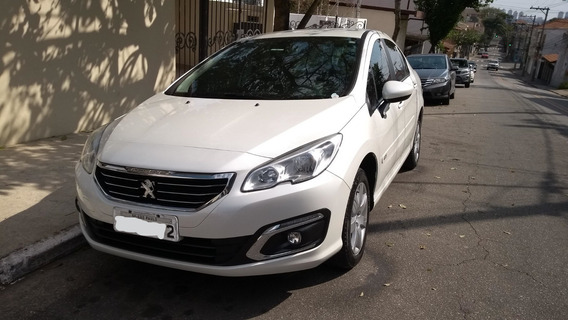 Peugeot 408 Business 1.6 Turbo Flex 16v Automático 2017